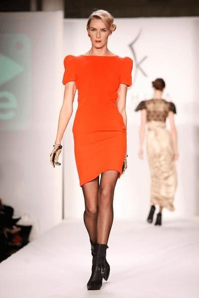 orange-model