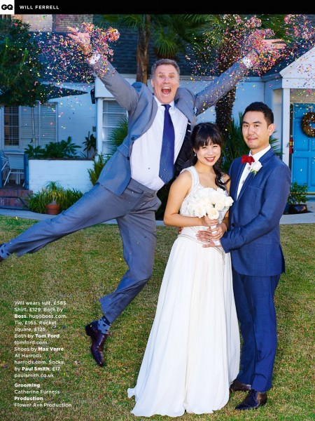 Will-Ferrell-GQ-Comedy-Special-Leonard-Kim-Sarah-Ho-Wedding-Crasher-Shoot