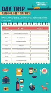Office depot checklist