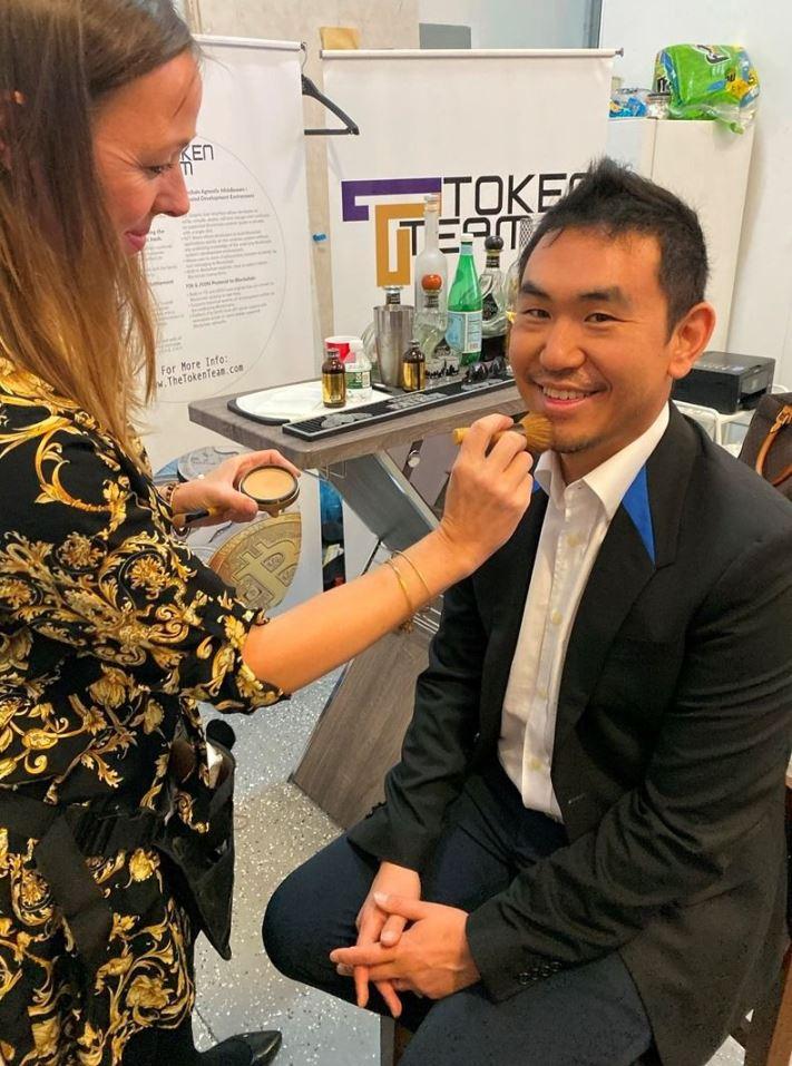 Leonard Kim Infow Makeup